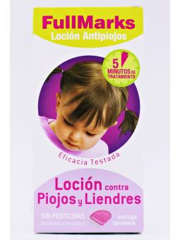 FULLMARKS SOLUCIÓN PEDICULICIDA 100 ML