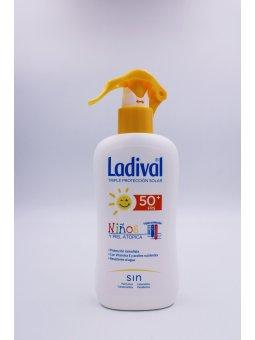 LADIVAL NIÑOS PIEL ATOPICA SPRAY SPF50+ 200 ML