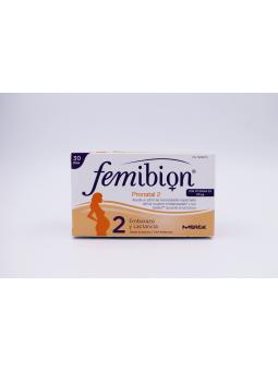 FEMIBION PRONATAL 2 30 COMPRIMDOS+30 CAPSULAS