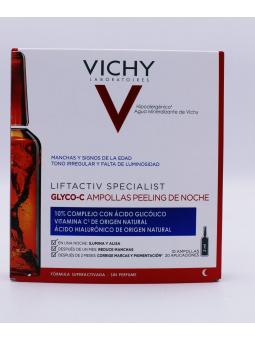 VICHY LIFTACTIV SPECIALIST GLICOLICO 10 AMPOLLAS NOCHE
