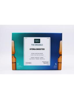 MARTIDERM HYDRA BOOSTER  15 AMPOLLAS + 15 AMPOLLAS + 15 ML + 15 ML