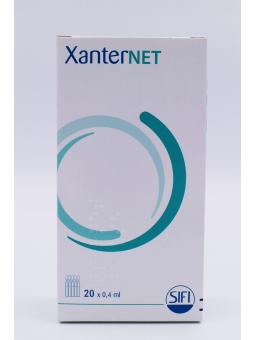 XANTERNET  20 UNIDOSIS X 0.4 ML
