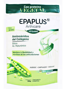 EPAPLUS ARTHICARE CON PROTEINA VEGETAL 300 G
