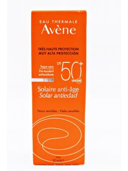 AVENE CUIDADO SOLAR ANTIEDAD SPF 50+  50 ML