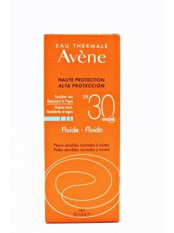 AVENE FLUIDO SPF 30 ALTA PROTECCION  50 ML