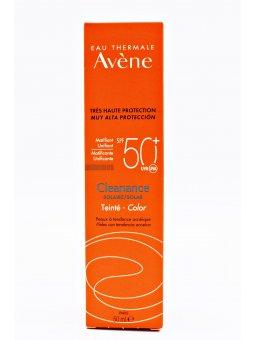 AVENE CLEANANCE SOLAR SPF 50+ MUY ALTA PROTECCION  COLOR 50 ML