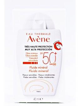 AVENE FLUIDO MINERAL SPF 50+  40 ML