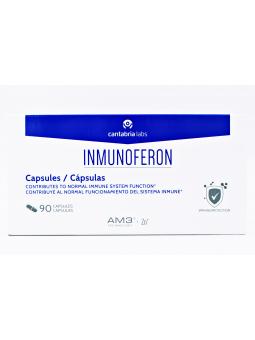 INMUNOFERON 90 CAPSULAS