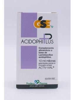 GSE ACIDOPHILUS CAPS VEGETALES  30 CAPS