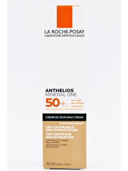 ANTHELIOS MINERAL ONE SPF 50+  CREMA MOYENNE 30 ML