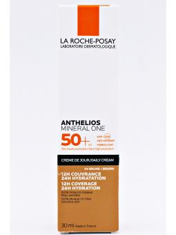ANTHELIOS MINERAL ONE SPF 50+  CREMA BRUNE 30 ML