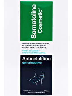 SOMATOLINE GEL ANTICELULITICO CRIOACTIVO 250 ML
