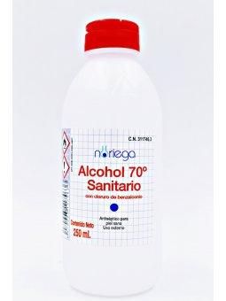 ALCOHOL 70º NORIEGA 250 ML