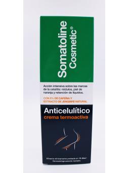 SOMATOLINE CREMA ANTICELULITICA TERMOACTIVA 250 ML