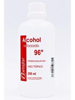 ALCOHOL 96º BETAFAR 1 FRASCO 250 ML