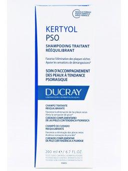 DUCRAY KERTYOL P.S.O. CHAMPU TRATANTE REEQUILIBRANTE 200 ML