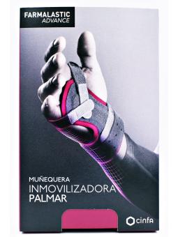 MUÑEQUERA INMOVILIZADORA PALMAR FARMALASTIC ADVANCE T- 1