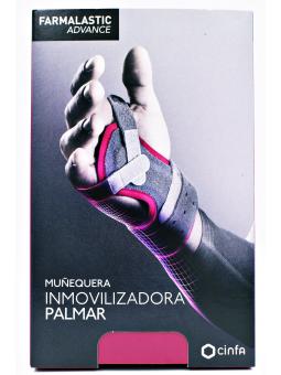 MUÑEQUERA INMOVILIZADORA PALMAR FARMALASTIC ADVANCE T- 2