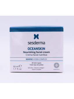 SESDERMA OCEANSKIN CREMA FACIAL NUTRITIVA  50 ML