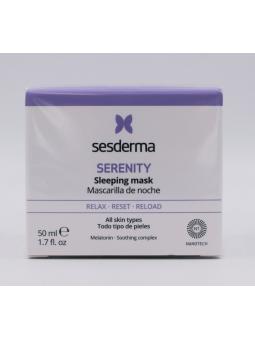 SESDERMA SERENITY MASCARILLA NOCHE 50 ML