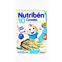 NUTRIBEN 10 CEREALES 600 GR