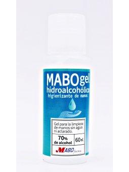 MABOGEL GEL HIDROALCOHOLICO HIGIENIZANTE DE MANOS 60 ML