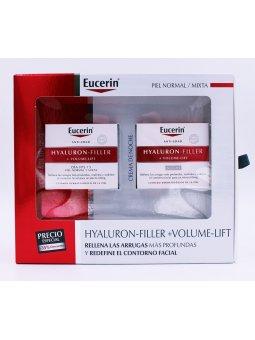 COFRE EUCERIN HYALURON FILLER VOLUME-LIFT PIEL NORMAL-MIXTA DIA Y NOCHE
