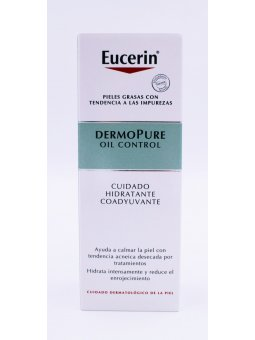 EUCERIN DERMOPURE CUIDADO HIDRATANTE COADYUVANTE  50 ML