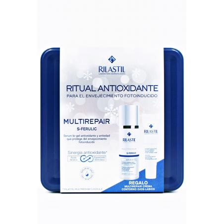 RILASTIL RITUAL ANTIOXIDANTE MULTIREPAIR S-FERULIC