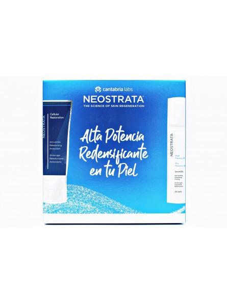 NEOSTRATA PACK ALTA POTENCIA REDENSIFICANTE EN TU PIEL