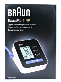 TENSIOMETRO DE BRAZO BRAUN EXACTFIT 1