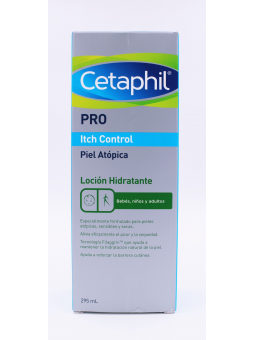 CETAPHIL PRO ITCH CONTROL LOCION HIDRATANTE 295 ML