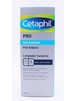 CETAPHIL PRO ITCH CONTROL LIMPIADOR CORPORAL 295 ML