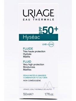 URIAGE HYSEAC FLUIDO SPF50+ 50 ML