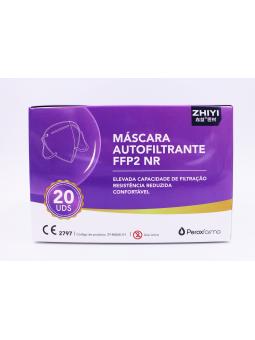 MASCARILLA FFP2 BLANCO CAJA 20 U