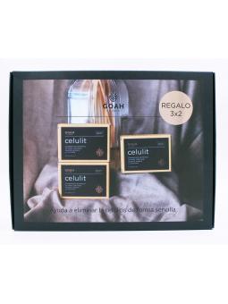 GOAH CELULIT PACK 3X60 CAPSULAS