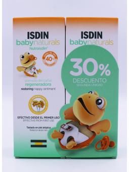 ISDIN BABY NATURALS PACK NUTRAISDIN P DEL PAÑAL 100+100ML
