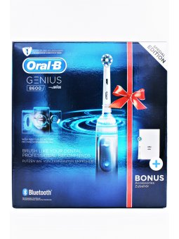 CEPILLO ELECTRICO ORAL-B GENIUS 8600