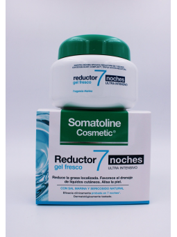 SOMATOLINE COSMETIC 7 NOCHES GEL FRESCO 400 ML