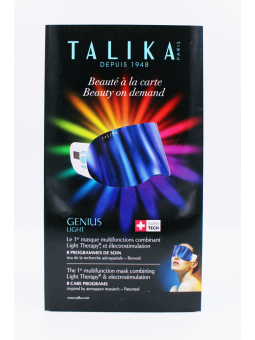 TALIKA GENIUS LIGHT MASCARA ANTIEDAD