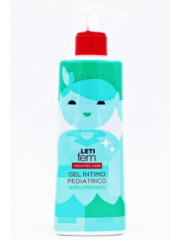 LETIFEM GEL INTIMO PEDIATRICO NIÑO  250 ML