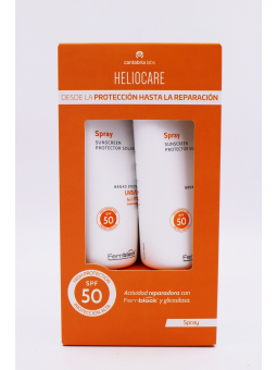 DUPLO HELIOCARE SPRAY FPS50 200ML