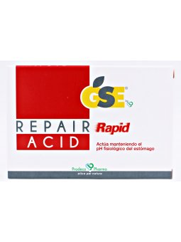 GSE REPAIR RAPID ACID  12 COMPRIMIDOS