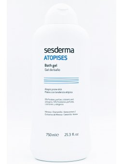 ATOPISES GEL DE BA/O 750 ML