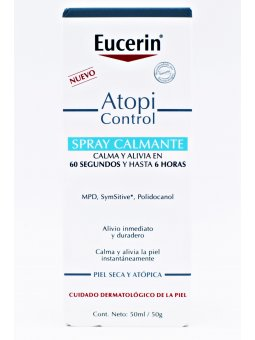 EUCERIN ATOPICONTROL SPRAY 50 ML