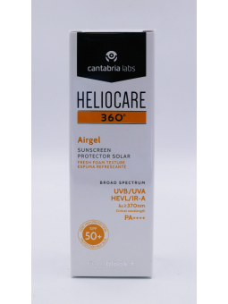HELIOCARE 360º SPF50+ AIRGEL 60 ML