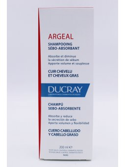 DUCRAY ARGEAL CHAMPU 200 ML