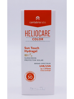 HELIOCARE COLOR TOQUE DE SOL SPF50+ 50 ML
