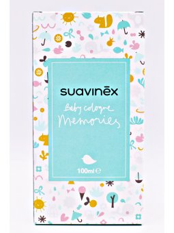 SUAVINEX COLONIA INFANTIL MEMORIES 100 ML