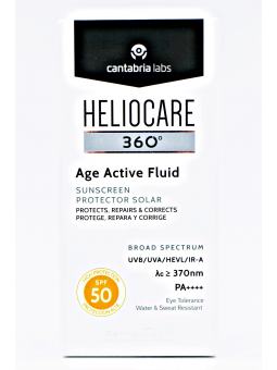 HELIOCARE 360º AGE ACTIVE FLUID 50 ML